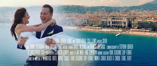 French Riviera Wedding Film | A Côte d'Azur Stunner