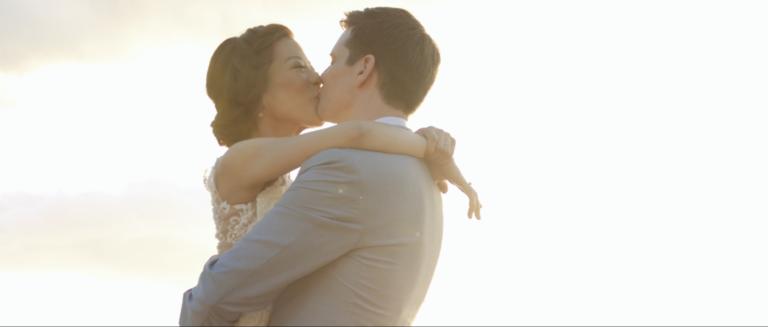 Maui Four Seasons Wedding Together by Fate