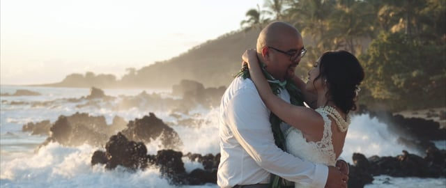 White Orchid Wedding Beach House – You Had Me at Scouts