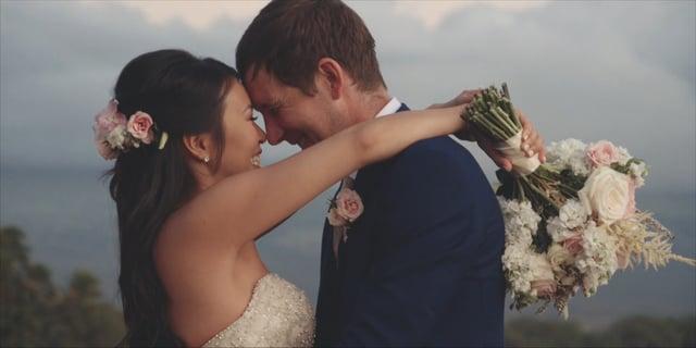 A Maui Dream Wedding – Annette & Jeff